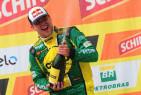 Felipe Fraga termina em segundo lugar e chega à vice-liderança da Stock Car