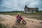 Baja Jalapão intensifica disputa por liderança do Brasileiro de Rally