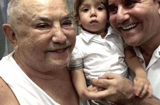 Siqueira Campos recebe alta hospitalar