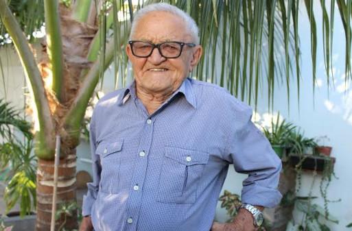 Gurupi: Job Barbosa comemora 100 anos no próximo sábado.