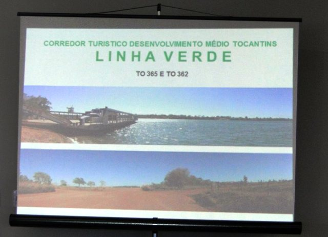 Linha Verde é apresentada na Câmara como marco para turismo de Gurupi e região