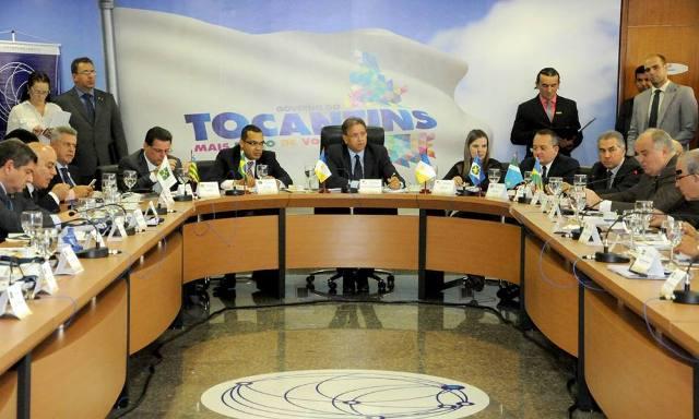 O Protocolo de Intenções assinado pelos governadores traça a finalidade do Consórcio Interestadual de Desenvolvimento do Brasil Central - Elizeu Oliveira
