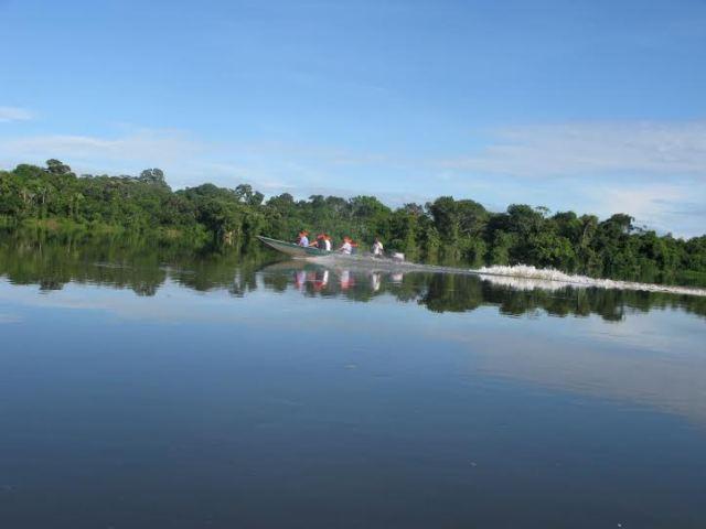 Parque Estadual do Cantão - Divulgação Governo do Tocantins