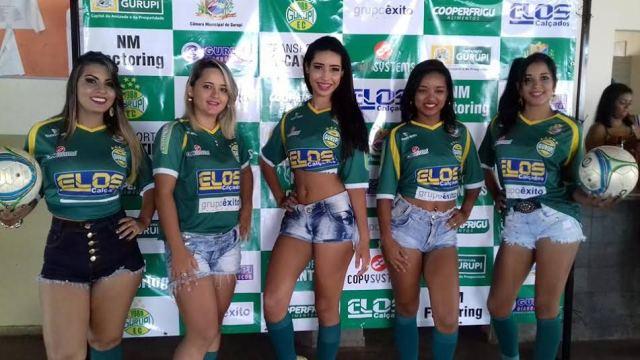 Resultado de imagem para Gurupi Esporte Clube