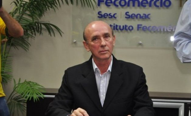 Presidente da Fecomércio Tocantins, Itelvino Pisoni