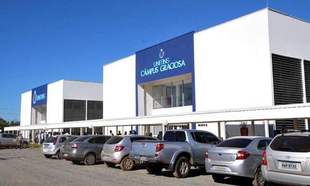 Unitins inicia uma nova fase no ensino de graduação - Foto: Washington Luiz / Governo do Tocantins