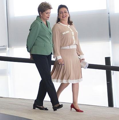 Kátia e Dilma 2