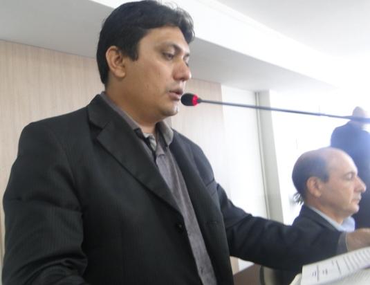 Valdonio-2 Valdônio sugere a implantação do tratamento contra o câncer no Hospital Geral de Gurupi