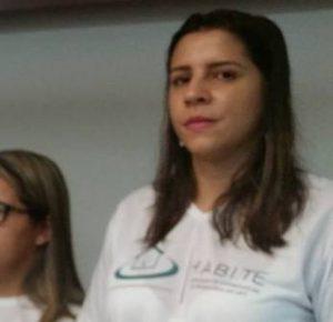 """""""O que buscamos fazer é estimular o desenvolvimento sustentável da região utilizando a biodiversidade e todo potencial tecnológico da instituição"""", Cláudia Cristina."""