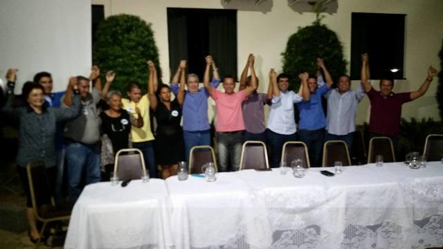 Laurez Moreira recebe o apoio do PSC em Gurupi