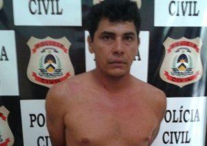 A vítima, Francisco Evandro, tem várias passagem pela polícia.