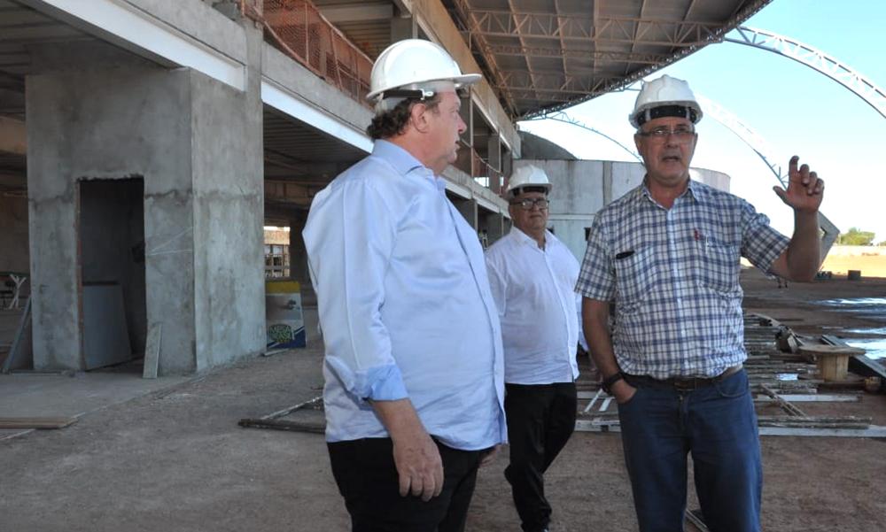 Reinício-das-obras-do-Hospital-Geral-de-Gurupi-Foto-Frederick-Borges-3 Governador Carlesse fiscaliza reinício das obras do Hospital Geral de Gurupi