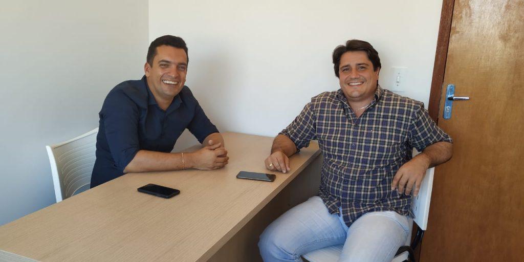 Gutierres-e-Eduardo-Fortes-1024x512 De olho nas eleições de 2020,  representantes do PSDB de Gurupi diz que mantém diálogo aberto com o governador Mauro Carlesse