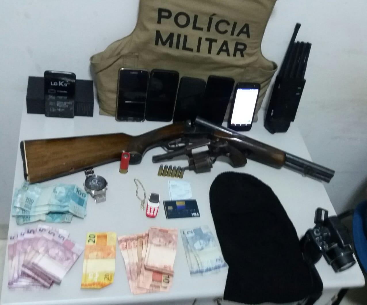 IMG-20190818-WA0027 Sul do Estado | Grupo criminoso é preso após roubar caminhonete de pecuarista em Figueirópolis