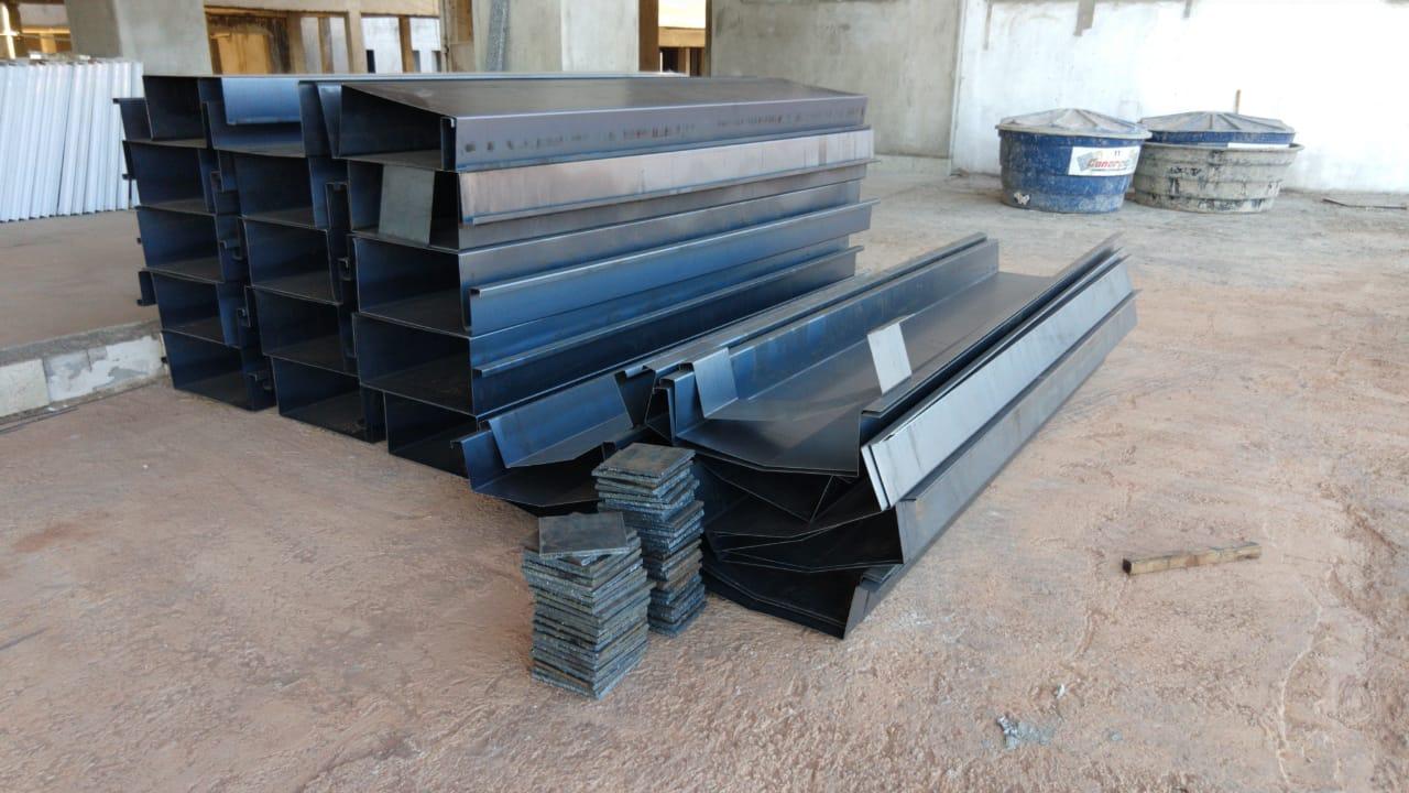 regggg Novos materiais chegam para a construção do Hospital Geral de Gurupi