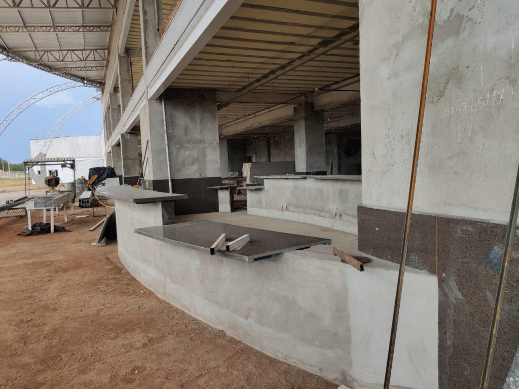 Hospital-Geral-de-Gurupi-Recepção-do-hospital-1024x768 Primeira etapa das obras do Hospital Geral de Gurupi poderá ser concluída em julho de 2020