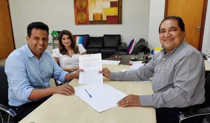 e991087a-3433-44d7-a43b-d6220f14caa4 Abrigo Renascer de Gurupi e beneficiado com  termo cooperação feito entre Governo do Tocantins e Prefeitura