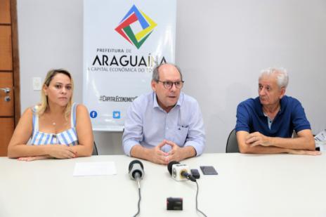 """70ba22934a9d97d586e8b7021aec3b91 """"Araguaína há um caso suspeito em internação domiciliar"""", diz prefeito Ronaldo Dimas sobre o coronavírus"""