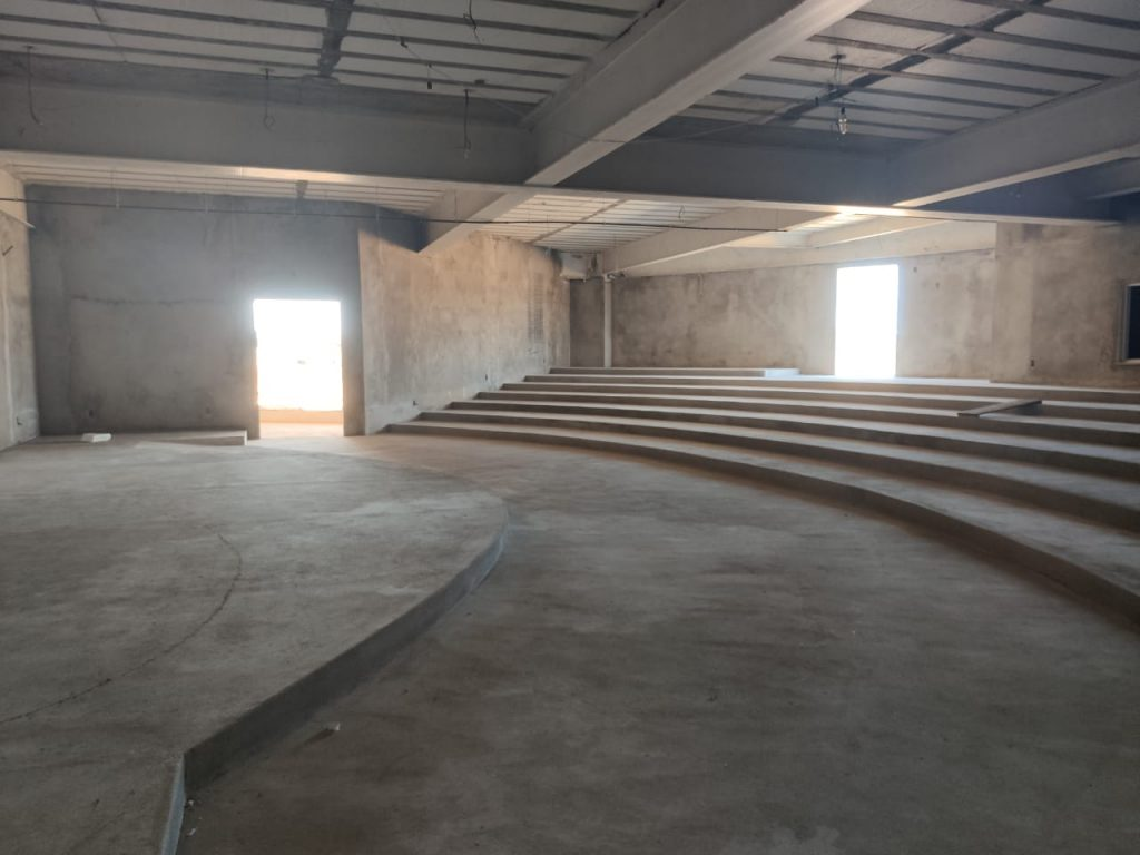 Hospital-Geral-de-Gurupi-auditório-1024x768 Depois de passar por quatro governadores, primeira fase do HGG está prestes a ser finalizada