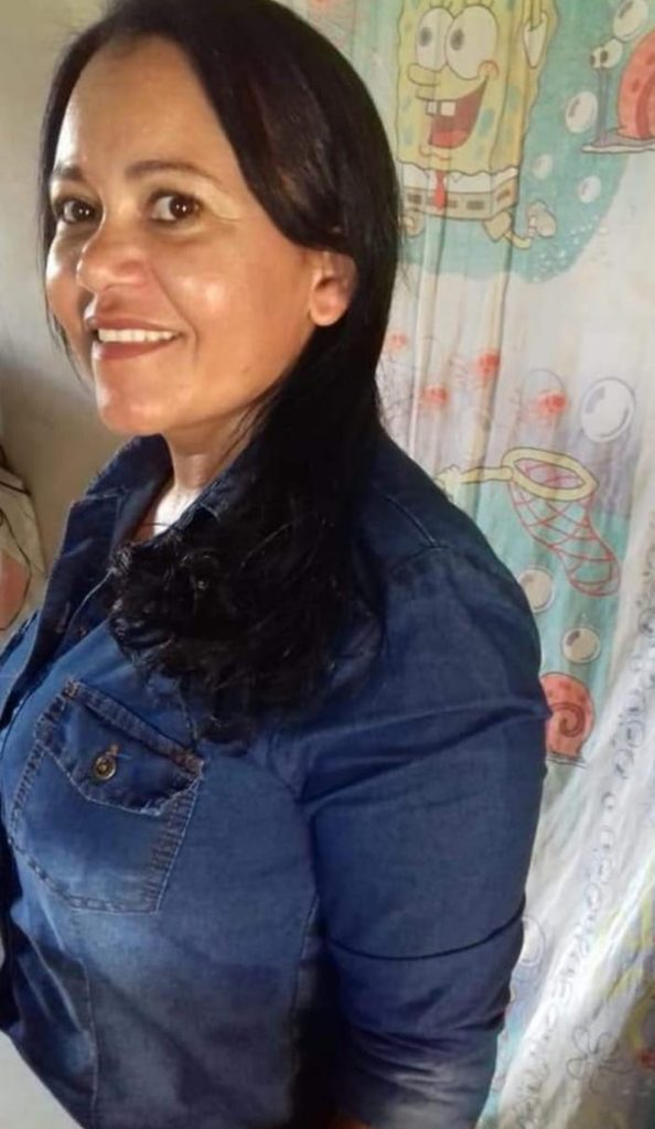 vitima-594x1024 Suspeito de matar e enterrar a ex-mulher em Formoso do Araguaia é preso pela Polícia Civil