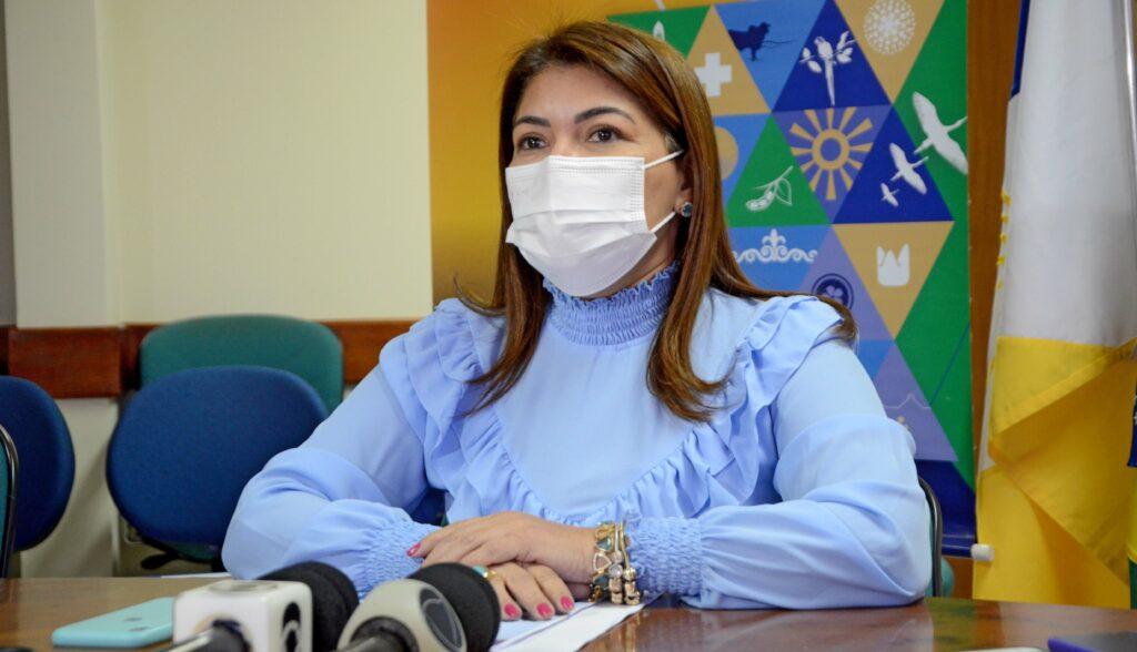 Adriana-Aguiar-sec.-de-Educacao-foto-Antonio-Goncalves-2-1024x588 Governo do Estado prepara Protocolo de Segurança em Saúde para retorno da aulas presenciais
