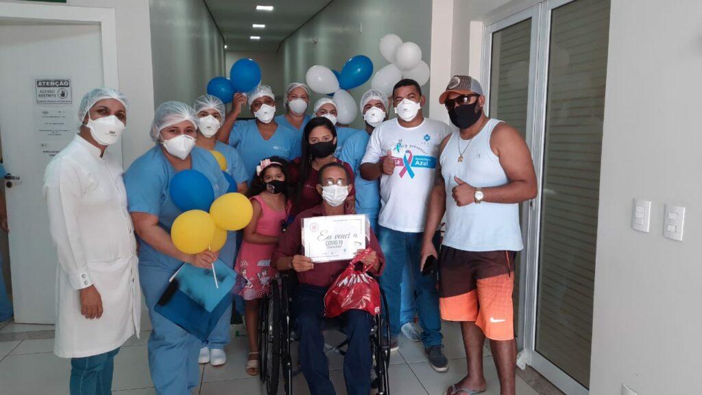 Covid-Evangelista-Ribeiro-de-Souza-paciente-recuperado-no-Hospital-Estadual-de-Combate-a-Covid-19-Divulgacao-Isac-1024x576 Números de recuperados da Covid-19 chegam a 85% no Tocantins