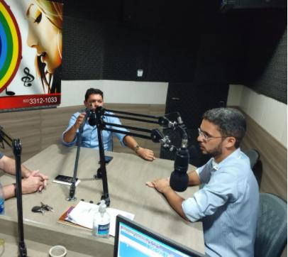 RM Rodrigo Maciel diz que vai honrar cada voto