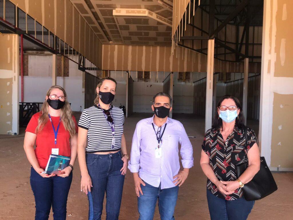 shoopig-Araguaia-SENAC-2-1024x768 Gurupi   De olho na qualificação profissional, diretor do Shopping Araguaia recebe equipe do SENAC