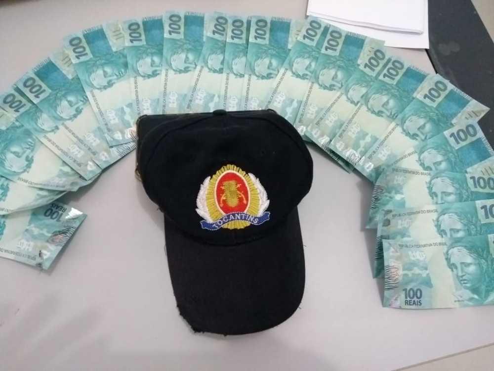546858_1000 Homem é preso com R$ 2 mil reais em notas falsas em Araguaçu