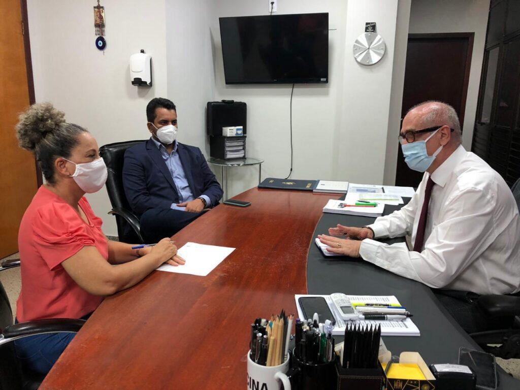 josuuuu-1024x768 Covid-19| Josi reúne com Secretário Estadual de Saúde para tratar sobre imunização