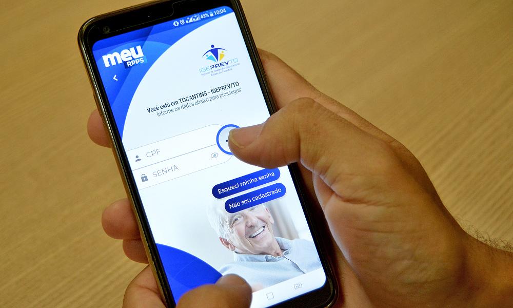 """Foto-1-App-Prova-de-Vida-Igeprev Mais de 1,6 mil segurados do Igeprev podem ter benefícios suspensos por falta da """"prova de vida"""""""
