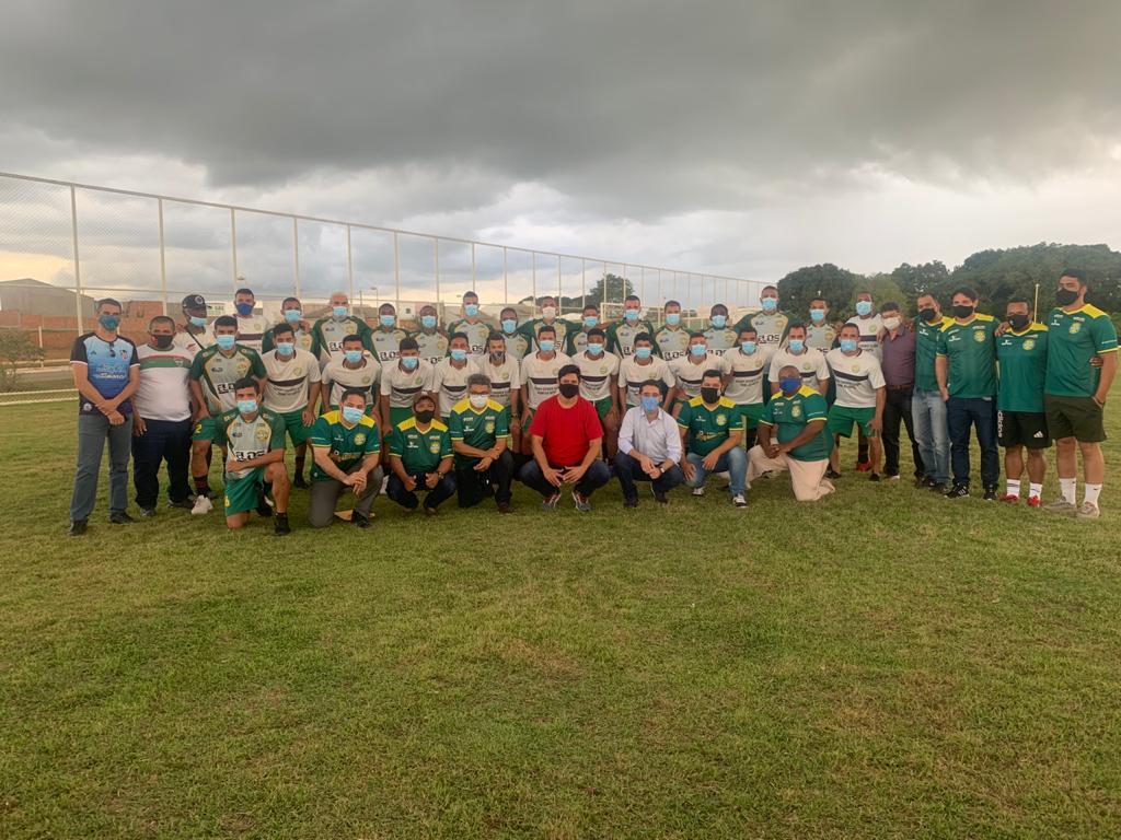 IMG-20210209-WA0244 Camaleão do Sul apresenta elenco para disputa do Tocantinense