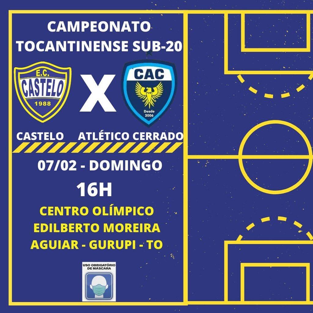 IMG_20210206_154252_709-1024x1024 Estadual Sub-20   Castelo encara o Atlético Cerrado neste Domingo (07) às 16h no Centro Olímpico