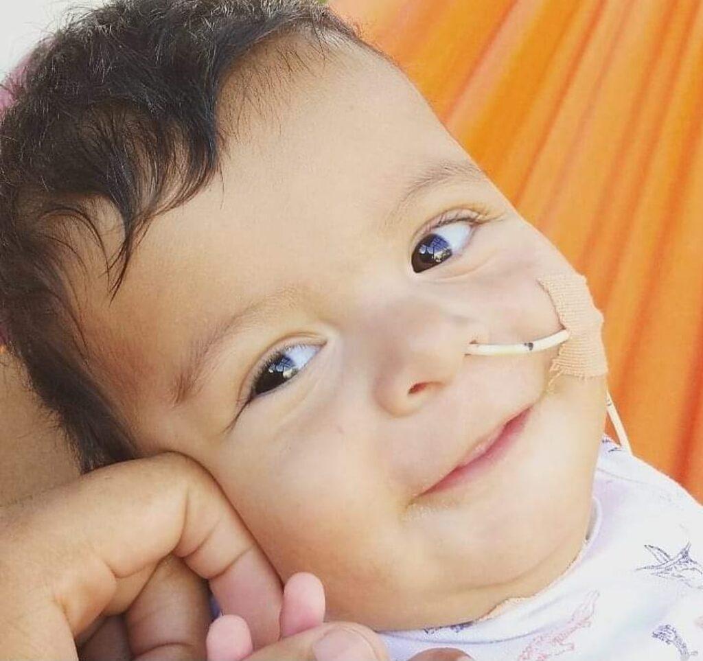 IMG_20210220_164026_075-1024x963 Bebê gurupiense luta para conseguir remédio mais caro do mundo