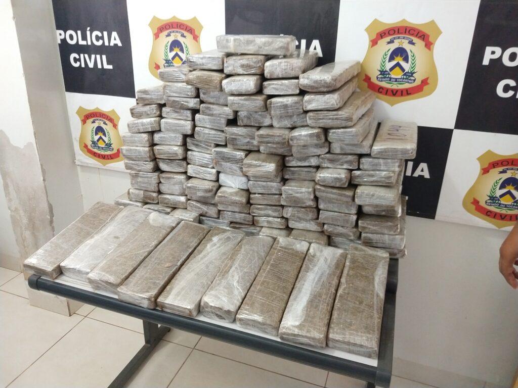 IMG_20210226_091633389-1024x768 Polícia Civil apreende 100 quilos de maconha em Gurupi