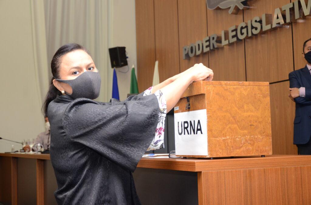 Vereadora-Iolanda-1024x678 Base de Cinthia Ribeiro sai fortalecida na eleição das Comissões Permanentes da Câmara de Palmas