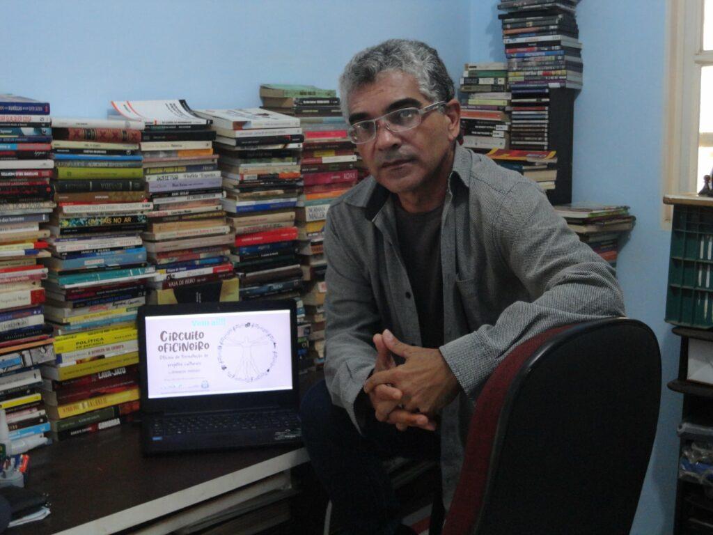 Ronaldo-Teixera-1024x768 Jornalista e gestor cultural Ronaldo Teixeira tem projeto de oficina aprovado no Promic em Palmas