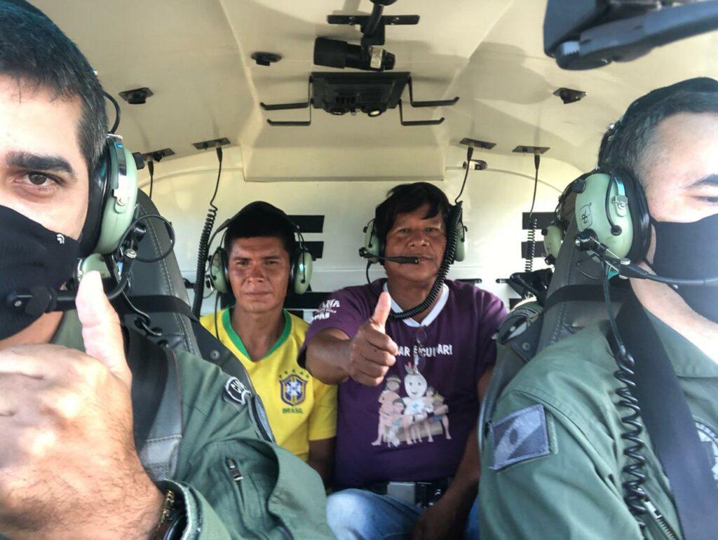 WhatsApp-Image-2021-03-29-at-11.04.09-1024x770 Indígena desaparecido na Ilha do Bananal é resgatado