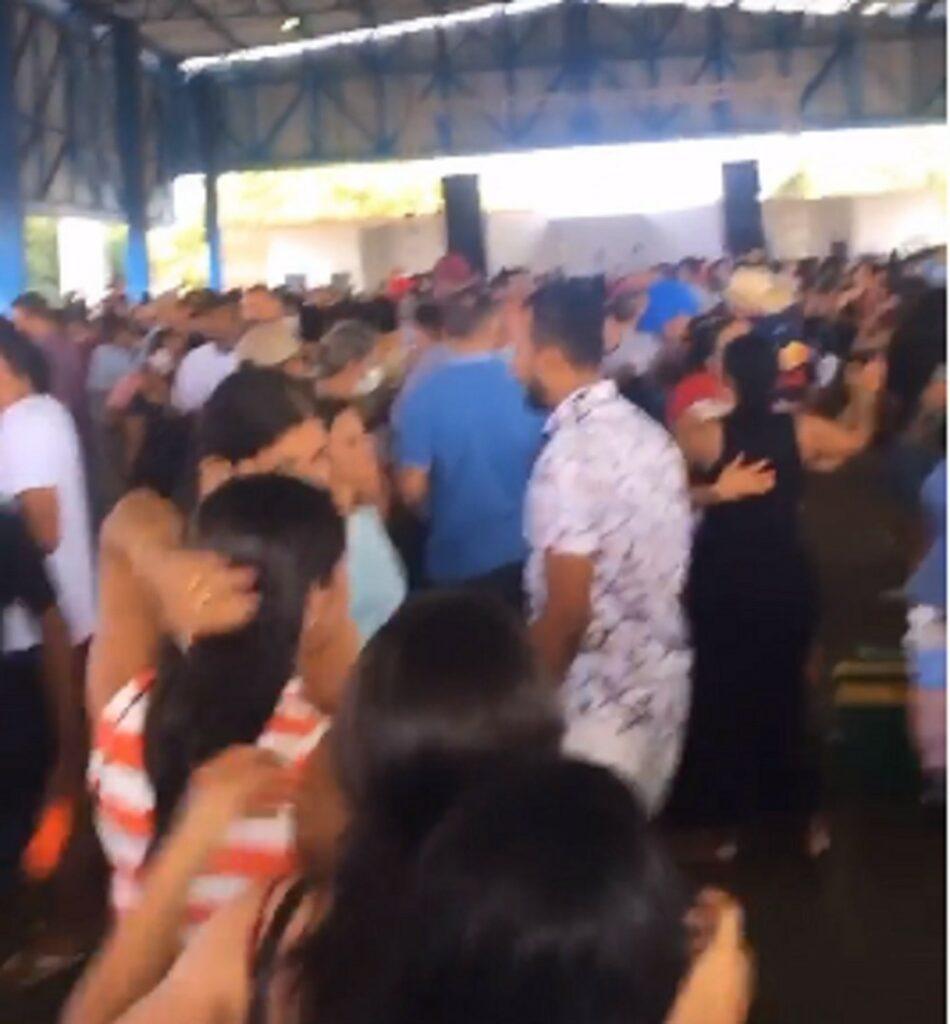 festa-950x1024 MP requer que prefeito de Aliança seja condenado a perda do cargo após festa com aglomeração
