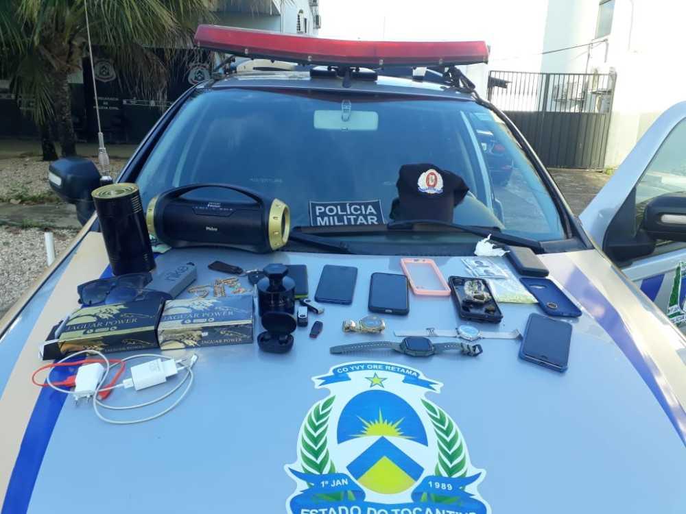 564309_1000 Assaltantes que alugaram carro para cometer roubos em Palmas são presos