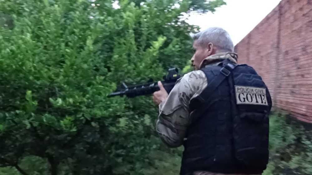 565430_1000 Facção criminosa que agia no Tocantins é desarticulada durante operação policial