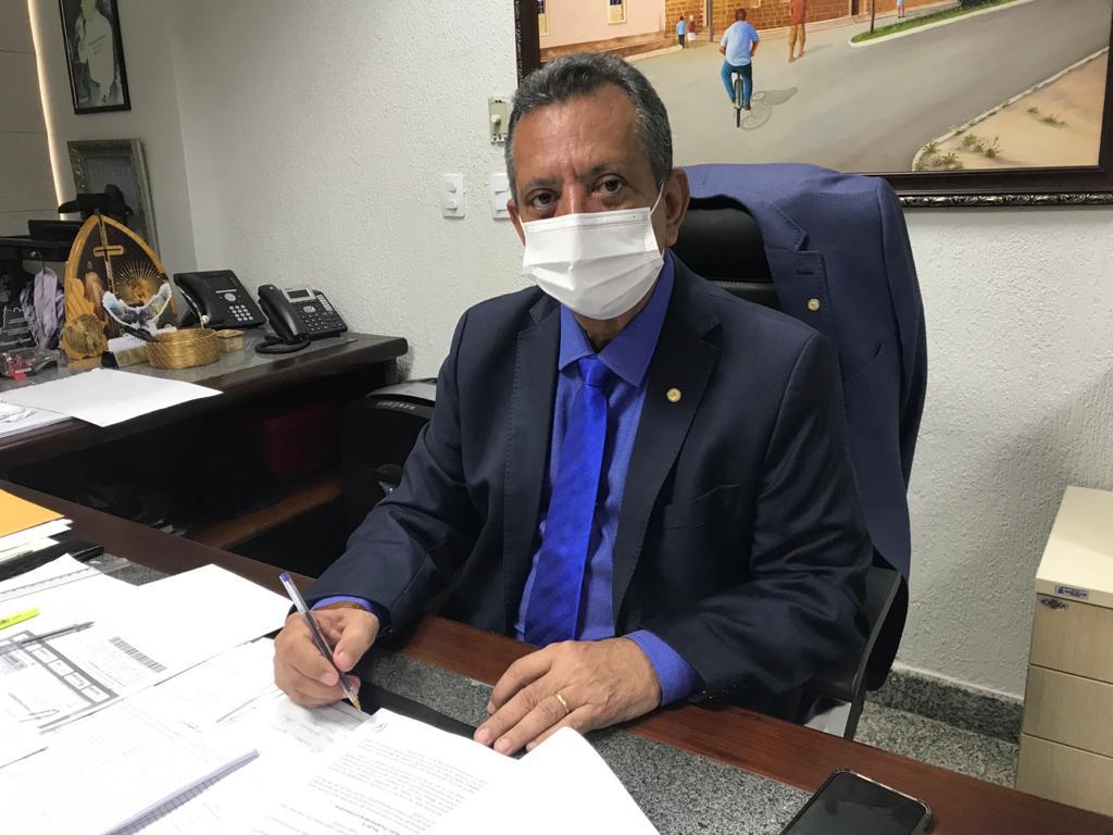 Antonio-Andrade-Pres.-da-Aleto Presidente da Assembleia anuncia estudo para abertura de concurso e incentivo a aposentadoria de servidores
