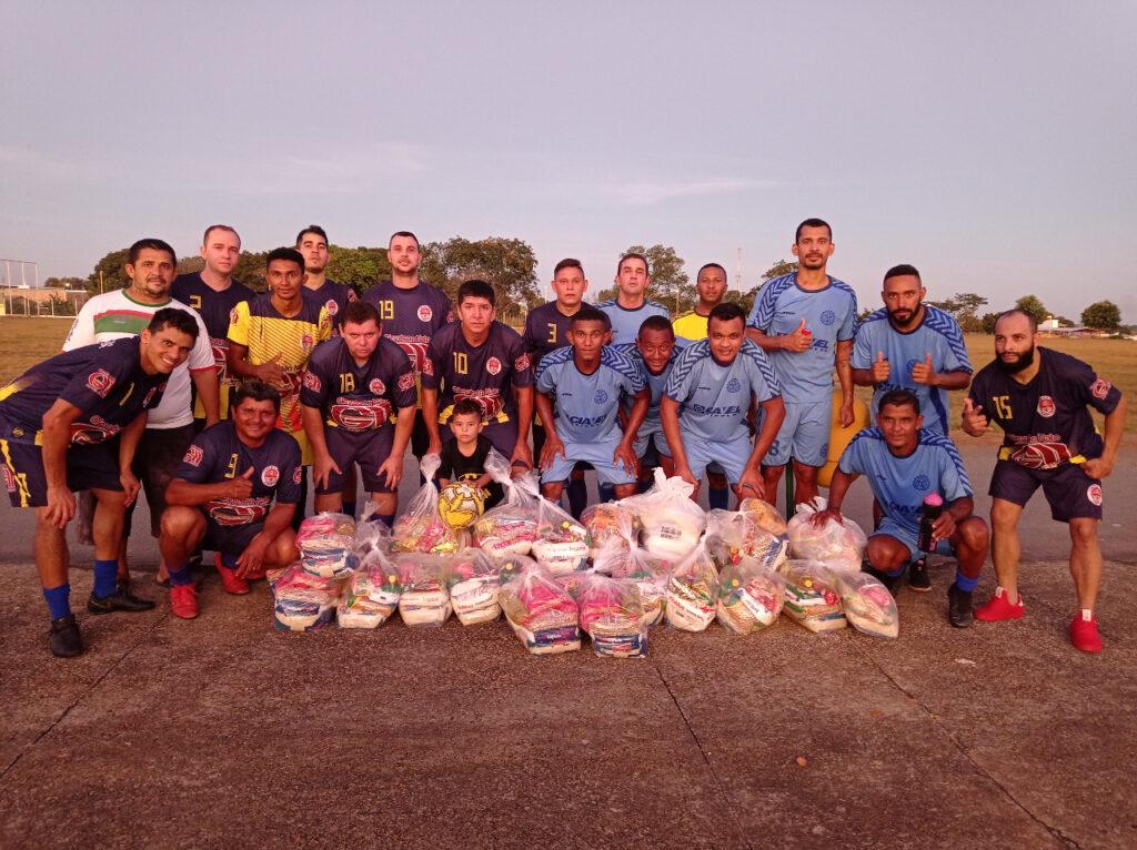 WhatsApp-Image-2021-05-30-at-11.55.28-1024x766 Futebol Solidário arrecada alimentos em Gurupi para famílias carentes