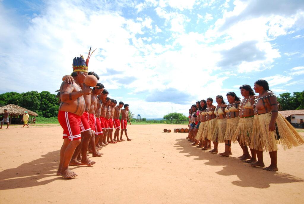 Povo-Xerente-III-Feira-da-Semente-Foto-Thiago-Sa-61-1-1024x685 Primeiro Encontro Cultural Xerente, adaptado ao novo normal, valoriza tradições e incentiva respeito aos povos originários