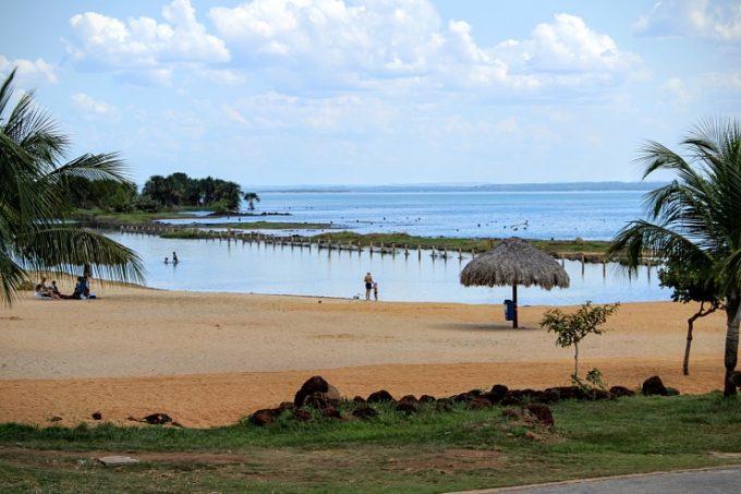 Praia-em-Palmas Com medidas sanitárias em vigor, Palmas não terá temporada de praia
