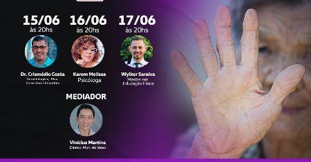 VIOLENCIA-CONTRA-IDOSO Gurupi realiza Semana de Conscientização e Combate à Violência contra pessoa idosa