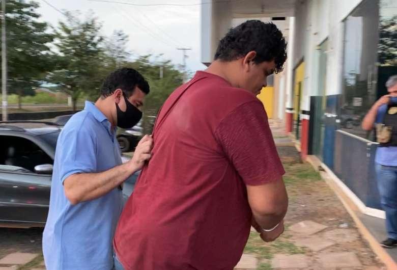 preso-lider Preso em Araguaína chefe de quadrilha de roubo de cargas que agia em três estados