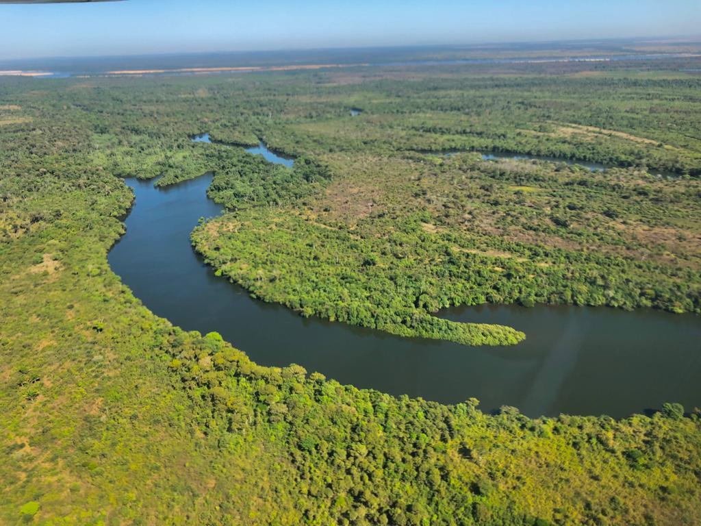 Cantao-Turismo-2 Parque estadual do Cantão é cenário para lançamento de campanha nacional de turismo