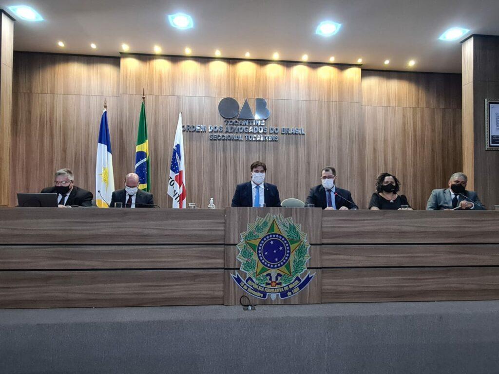 Conselho-OAB-1024x768 Conselho Seccional da OAB requer retorno do atendimento presencial imediato do Judiciário