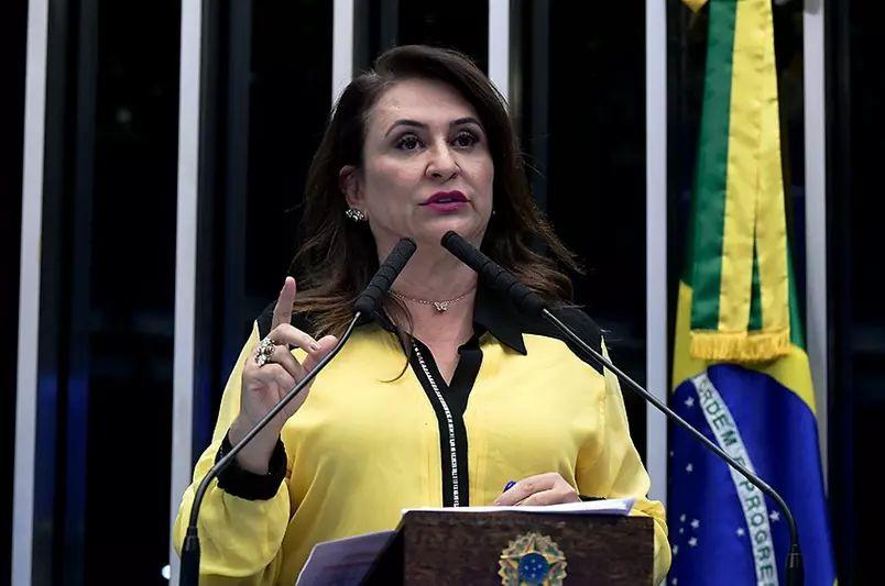 Katia-Abreu-ok Kátia Abreu se torna o principal nome para cargo como ministra do TCU, aponta âncora da CNN